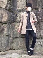 春 男性 ジャケット