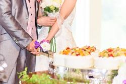結婚式 ケーキカット