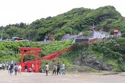 元乃隅稲成神社 入場料