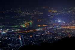 皿倉山 夜景 ホテル