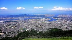 福岡皿倉山 観光