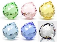 クリスタルガラス カラー