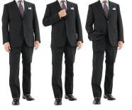 夏 スーツ 男性