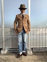 スーツスタイル 組み合わせ