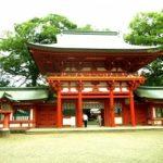 大宮氷川神社の初詣2021の参拝時間!ご利益や混雑は?屋台や駐車場は?