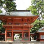 鹿島神宮の初詣2021!参拝時間やご利益は?混雑する時間帯や駐車場は?