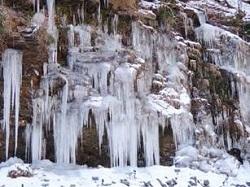 三十槌の氷柱 見どころ