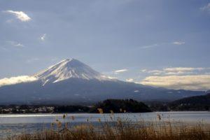 御在所岳 富士山