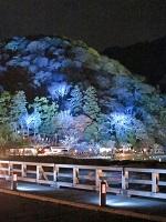 京都嵐山花灯路 見どころ