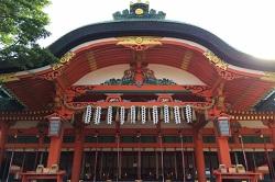 伏見稲荷 京都市