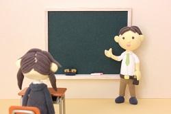 教育実習生 生徒