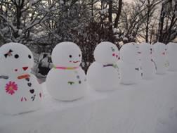 雪像 メイン会場