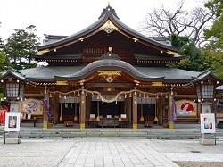 竹駒神社 仙台市