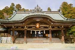 筑波山神社 安産祈願