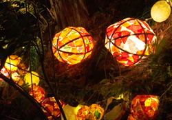 京都嵐山花灯路 和
