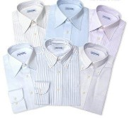 ワイシャツ 清潔感
