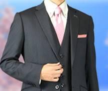 入園式 父親 スーツ