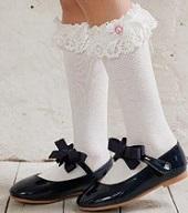 靴下 入園式