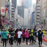 東京マラソン2020の日程とコース!参加方法や受付は?荷物や服装は?