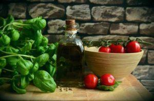 トマト オリーブオイル