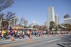 東京マラソン アクセス