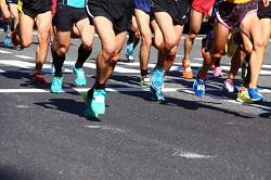 東京マラソン スタート