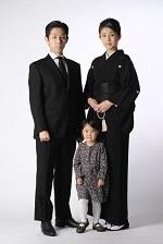 家族葬 服装 子供