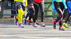 東京マラソン 準備
