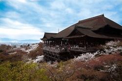 京都清水寺 駐車場