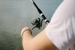 釣り サンバイザー
