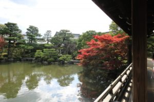 平安神宮 紅葉
