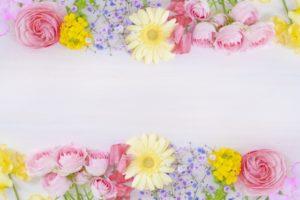 花 ボード