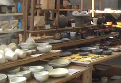 益子春の陶器市 作品
