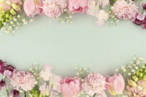 花 ボタニカルボード