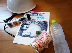 地震 津波 台風