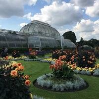 王立植物園キューガーデン イギリス