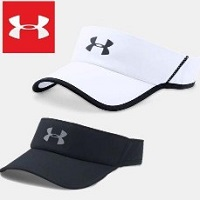 UNDER ARMOUR サンバイザー
