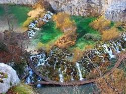 プリトヴィツェ湖群国立公園 クロアチア