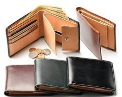 革のお財布