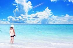 海開き 期間外 海水浴