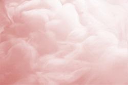 ドライアイス ピンクの煙
