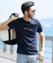 プリントTシャツ ロゴ