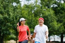早歩き 健康効果