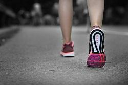 早歩き 足 筋肉