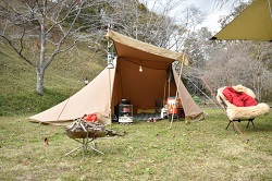 冬場 キャンプ 持ち物