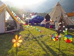 虫除け対策 キャンプ