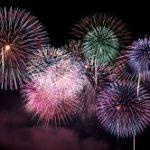 石和温泉花火大会2020の日程!穴場スポットや有料観覧席は?駐車場は?