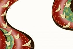 還暦祝い イメージ 鶴