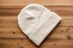 サマーニット帽 メンズ