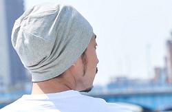 メンズ サマーニット帽